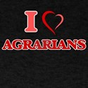 I love Agrarians T-Shirt