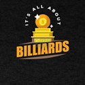Billiards All About Billiards T-Shirt