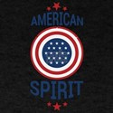American Spirit Red White and Blue America T-Shirt