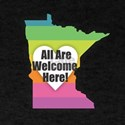 Minnesota - All Are Welcome Here T-Shirt