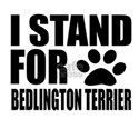 I Stand For Bedlington Terr Shirt