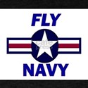 Fly Navy 20 T-Shirt - Mayor