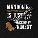 Mandolin Everything Else Is Just Accompani T-Shirt