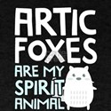 Arctic Foxes Are My Spirit Animal T-Shirt T-Shirt