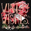 Wintry wishes. T-Shirt