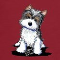 Biewer Yorkie Puppy T-Shirt
