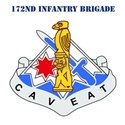DUI-172nd Infantry Brigade with text