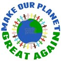 Make Planet Great Shirt
