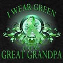 I Wear Green for my Great Gra T-Shirt