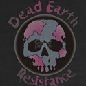 Dead Earth Resistance Skull Shirt