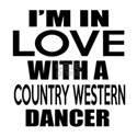 I Am In Love With Country Western Da Shirt