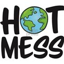 Hot Mess Planet T-Shirt
