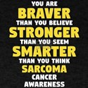 Sarcoma Cancer Awareness T-Shirt