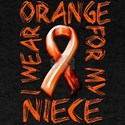 I Wear Orange for my Niece T-Shirt