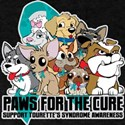 Tourette's Syndrome Puppy Group T-Shirt