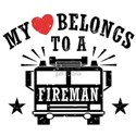 My Heart Belongs to a Fireman