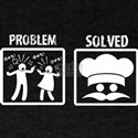 Problem Solved Cooking T-Shirt