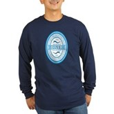 100% Genuine Diver Long Sleeve Dark T-Shirt
