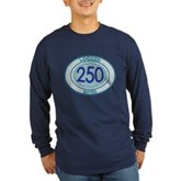 250 Logged Dives Long Sleeve Dark T-Shirt
