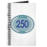 250 Logged Dives Journal