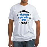 Certified AOW 2008 Fitted T-Shirt