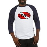 OWD Oval Dive Flag Baseball Jersey