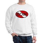BOW Oval Dive Flag Sweatshirt