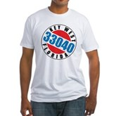 Key West 33040 Fitted T-Shirt