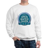 Open Water Diver 2009 Sweatshirt