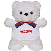 Tauchen German Scuba Flag Teddy Bear