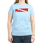 Plongee French Scuba Flag Women's Light T-Shirt