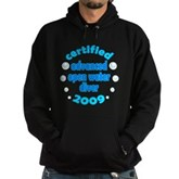 Advanced OWD 2009 Hoodie (dark)