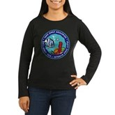Take Only Memories (fish) Women's Long Sleeve Dark