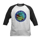 Take Only Memories (turtle) Kids Baseball Jersey